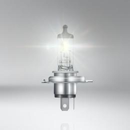 hola estándares Rebajas OSRAM H4 9003 12V 60 / 55W 3200K 64193 P43t Alemania Estándar de linterna auto hi / lo de la viga de coches Bombilla 10 PCS