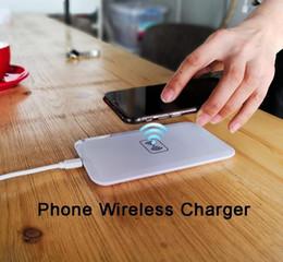 qi standard wireless ladegerät aufladung Rabatt Nagelneue Förderung-große Verkäufe Universaltelefon-drahtloses Aufladeeinheits-Qi-drahtloses aufladenen Energien-Auflage für ALLE Qi-Standard Smartphones e385
