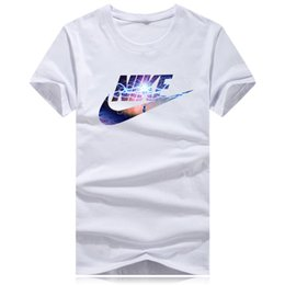 большая дизайнерская одежда для мужчин Скидка 2019HOt большой размер баскетбол лето дизайнер футболки для мужчин топы письмо Майка Мужская одежда Марка с коротким рукавом футболки женщины топы S-4XL