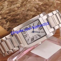 Baterías de calidad online-reloj de lujo 27mm Señora tamaño mujer Movimiento de cuarzo tictac relojes 748373PX 3169 reloj de buena calidad reloj de batería modelo de acero inoxidable 11