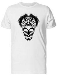 настроить маску Скидка Этнический Племенной маска Мужские Tee -Image По Customize Tee Shirt