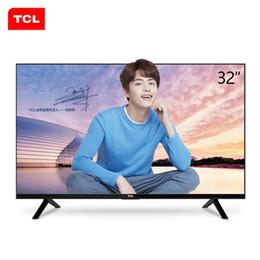 2019 lcd tv 32 TCL de 32 pulgadas con bisel angosto, reproducción de video por USB, decodificación de Blu-ray, LED, televisor LCD, primer dormitorio ¡Producto popular! lcd tv 32 baratos