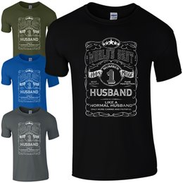 best valentines day gifts Coupons - World's Best Husband T-Shirt Funny Fathers Day Dad Present Valentines Mens Gift Funny free shipping Unisex Casual Tshirt