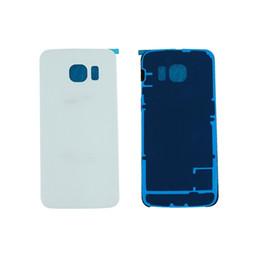OEM Nueva batería de vidrio cubierta trasera S6edge PLUS carcasa puerta G925 caja de alta calidad piezas de repuesto para Samsung Galaxy S6 plus 928 desde fabricantes