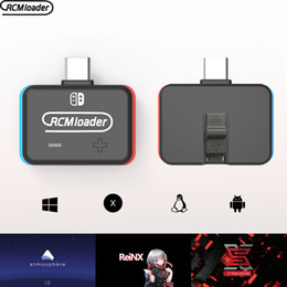 2019 canción mp3 Actualizar Bluetooth cargas útiles inyector transmisor Soporte para el interruptor para Host PC Uso, coche RCM cargador de un inyector
