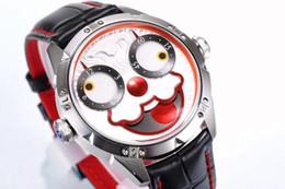 2019 orologi da uomo 24 ore montre DE luxe nuova versione V2, la fase 24 ore mostra la sincronizzazione di funzione 42mm mens orologi orologi di design sconti orologi da uomo 24 ore