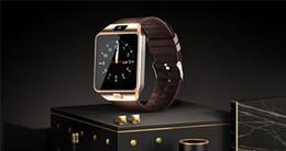 двухсторонний сотовый телефон Скидка Умные часы DZ09 ios android GT08 U8 A1 умные часы Samsung Интеллектуальные часы мобильного телефона могут записывать состояние сна Умные часы