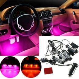 lâmpadas altas Desconto Interior Auto Brilho Lâmpada Fluorescente Lâmpada Interior High Power Trabalho Car Light Driving Plastics LED Universal