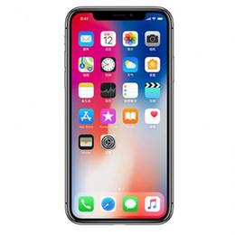 """Мобильный сотовый телефон 3g онлайн-Оригинальные отремонтированные мобильные телефоны Apple iPhone X iphoneX 4G LTE Мобильный телефон 5.8 """"12.0MP 3G RAM 64G / 256G ROM Face ID мобильный телефон"""