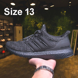 Scarpe shopping online-Acquista la collezione completa UltraBoost Ultra Boosts scarpe da corsa, Run Off The Clouds con dieci Sneakers Triple Black White Multi colore Taglia 13 Uomo
