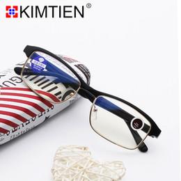 +1.00 +1.50 +2.0 +2.5 +3.0 +3.5 +4.0 Resina de aleación de titanio Lentes progresivas Gafas para leer Mujeres Moda Cuadrado Clásico Gafas multifocales desde fabricantes