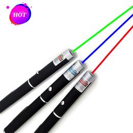 Pointeurs laser grande lumière élégante 650nm rouge bleu vert pointeur laser lumière stylo lazer faisceau 1mW haute puissance ? partir de fabricateur