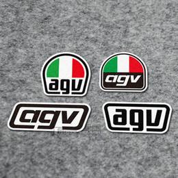 pegatinas rossi Rebajas Moto GP Rossi AGV Casco de moto Pegatinas reflectantes para coche