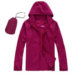 8c41b5dcde 2019 Fashion hot North Brand Women's Men's Fast drying Outdoor Casual  Sports Waterproof UV Jackets Coats Face Windbreaker discount north face  jacket coats