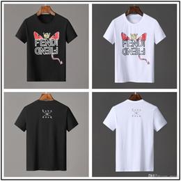 d920fb83b4d4b7 8 Foto Compra Online Le t-shirt fredde della ragazza-T-Shirt 18SS Uomo 2018