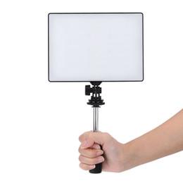 Светодиодная видеокамера для подсветки фотографий для Canon Nikon Pentax Sony Olympus 3200K-5500K Температура от