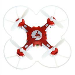Wholesale Moda FQ777 Mini Quadcopter Micro Bolso Zangão CH Axis Gyro Switchable Controlador de Helicóptero RC Crianças Brinquedos