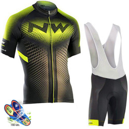 6xl cycling jerseys Promo Codes - 6xl cycling Summer nw cycling jersey Set Breathable MTB Bicycle Clothing Mountain Bike Clothes Maillot Ropa Ciclismo