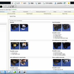 10.2 Manuel de maintenance de Vivid Workshop Schéma de câblage électrique Maintenance Logiciel de données de Vivid Workshop Vivid Workshop ? partir de fabricateur