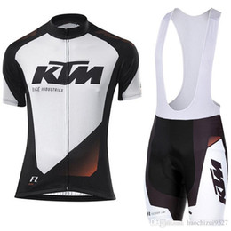 270085b5ef7 Cycling Jersey Set 2019 Pro Team KTM Breathable Bicycle Cycling Clothing  Men Mountain Bike Maillot Ropa Ciclismo Bib Shorts Set