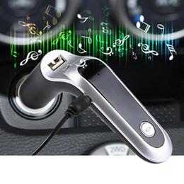 jogador mp3 livre Desconto Multifuncional 4-em-1 Auto Car Hands Free Sem Fio Bluetooth Transmissor FM Kit Modulador de Carro MP3 Player SD USB Leitor de Música