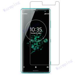 Protector de pantalla sony xperia z5 online-Protector de pantalla para Sony Xperia L2 R1 Plus XZ1 Compacto XA1 L1 XZ Premium Ultra Z5 H3311 H3321 H4311 G8441 G8442 G8342 XZP