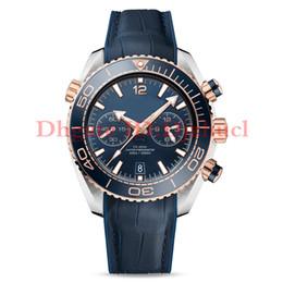 2020 relógios de luxo edição limitada James Bond relógios de luxo para homens relógios mens 600M Skyfall relógios Daniel Craig planeta oceano edição limitada de relógios de luxo dos homens relógios de luxo edição limitada barato