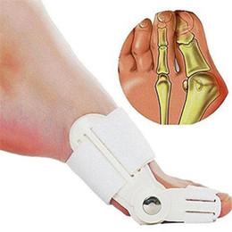 braga de valgo Desconto Dispositivo de joanete hálux valgo ortopédicos chaves Toe correção noite cuidados com os pés corrector polegar Goodnight Daily grande osso ferramentas DLH131