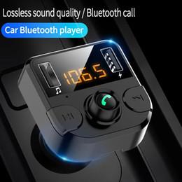 2019 modems lte 4g desbloqueados Adaptador Bluetooth Car FM Mãos MP3 Player Transmissor gratuito Rádio Kit Carregador USB