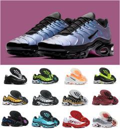 Se sport online-2019 Air Tn Plus Schuhe Neue Designs Mode Herren Tn Ultra Se Turnschuhe Günstige Plus Tn Chaussures Requin Homme Sport Trainer Noir Zapatillaes