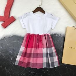 e1212ba68 2019 camisa lolita 2019 niñas bebés vestidos niños princesa ropa niña moda  manga corta camisetas verano