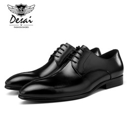 tolle quellen Rabatt 2019 Frühjahr neue wies Herren Echtleder Schuhe Top Layer Leder England Kleid Schuhe Business Formal Great Design