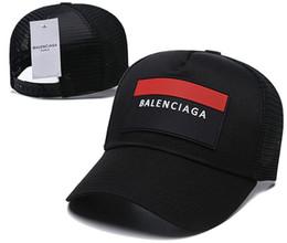 Sombrero de la marca paris online-Diseñador para hombre de lujo gorras de béisbol marca Francia parís bal sombreros de oro bordado hueso hombres mujeres casquette sombrero para el sol gorras gorra deportiva
