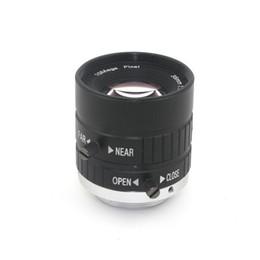 10MP 35mm 1: 1.8 HD Lente Da Câmera Industrial com Fixo Manual IRIS Foco Zoom Lens C Montagem de Lente de CCTV para Câmera de CCTV Microscópio Industrial de Fornecedores de lentes de foco fixo