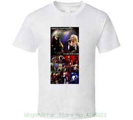 24667c823923a avril Rebajas Alanis Morissette Avril Lavigne Camiseta Casual Tallas  grandes Camisetas estilo Hip Hop Tops Camiseta