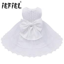 2017 Bébés Bébés Filles Robes De Fleur Robes De Baptême Bébés Naissance ? partir de fabricateur