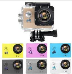 tf led écran Promotion 2019 SJ9000 Caméscope DV vidéo étanche ultra 4K HD 1080p WiFi Sport Act