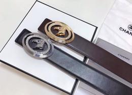 Moda Uomo cinghie designer di lusso Cinture Cintura Uomo Donna marca casual F Lettere Logo inarcamento liscio 14 stili 38mm Larghezza di alta qualità con la scatola da