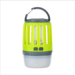 SXI extérieure étanche tueur de moustiques lampe de camping lumière nouvelle marque multi fonction ménage muet sans rayonnement rechargeable lanterne de camping ? partir de fabricateur