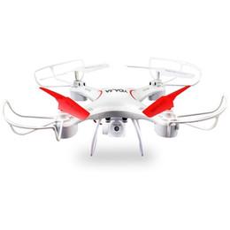 20mins Flight Time WIFI FPV RC Drone con fotocamera 0.3MP 2.4G 6-Axis elicottero radiocomandato Dron Quadcopter giocattolo cheap drone radio da radio drone fornitori