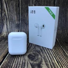 I11 Afans Ifans TWS Sans Fil Bluetooth 5.0 Super Bass Embout Stéréo avec Boîte de Recharge pour iPhone ? partir de fabricateur
