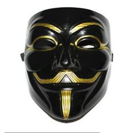 2019 máscaras roxas para bola de máscaras 3 estilos legal V para a máscara de vingança Guy Fawkes Anonymous Halloween fantasia traje Cosplay Venetian Carnival Mask