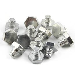 Fábrica al por mayor de aleación Battle Blast Top Toys múltiple batalla Aleación Top accesorios tornillo cabeza desde fabricantes