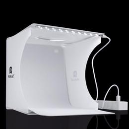 Дешевые Портативный мини складной фотостудия софтбокс свет фотография Box настольный съемки палатка светодиодные софтбокс speedlight supplier soft light box photography от Поставщики фотография с мягким освещением