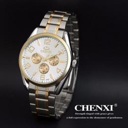 Chenxi 006 C orologio da polso sportivo giapponese resistente all'acqua, orologio da regalo, articolo da regalo, resistente all'acqua da orologio giapponese resistente all'acqua fornitori