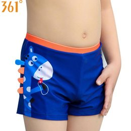 d60508b0fdd3c 361 Boys Swimming Trunks 4-12 Years Baby Boy Swimsuit Kids Swimwear for Boys  Children Swim Wear 2019 Kids Bathing Suit Cartoon