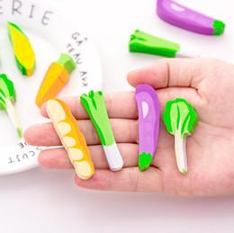2019 articoli da regalo all'ingrosso della cancelleria carino creativo verdure gomme novità gomma gomme matita cancelleria coreana materiali scolastici forniture per ufficio regali per bambini