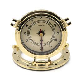retro Roman quartzo relógio RV iate dedicado Auto calibres Clocks de Fornecedores de peças de relógio de parede de quartzo