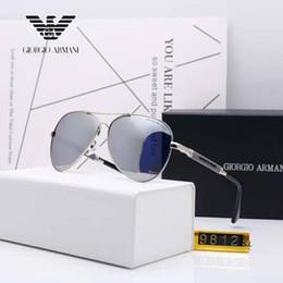 herren sonnenbrille Rabatt Klassische Sonnenbrille Mens Brand Designer Brillen Gafas Sunglass UV400 Polarisierte Fahren Sonnenbrille Vintage Holz Sonnenbrille Rahmen
