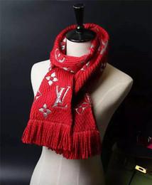 2019 bufanda de rayas azul blanco Las bufandas más nuevas de la manera para los hombres de las mujeres de lana camhere bufanda 180x35 cm bufandas de la cabeza del mantón para las señoras sin caja A66fb